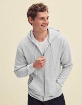 Premium Hooded Sweat Jacket
