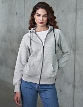 Women´s Fashion Full Zip Hood