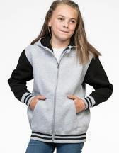 Kids` Urban Varsity Zoodie