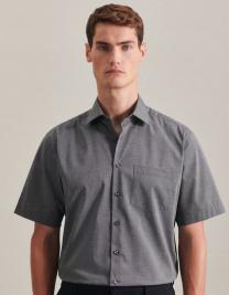 Men`s Shirt Regular Fit Shortsleeve