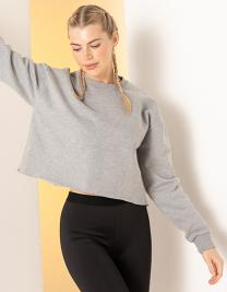 Women`s Cropped Slounge Sweat