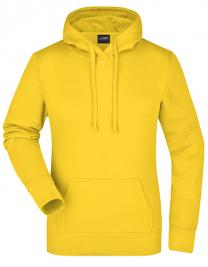 Ladies` Hooded Sweat
