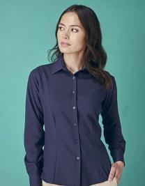 Ladies´ Wicking Long Sleeve Shirt