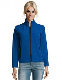 Womens Softshell Zip Jacket Race