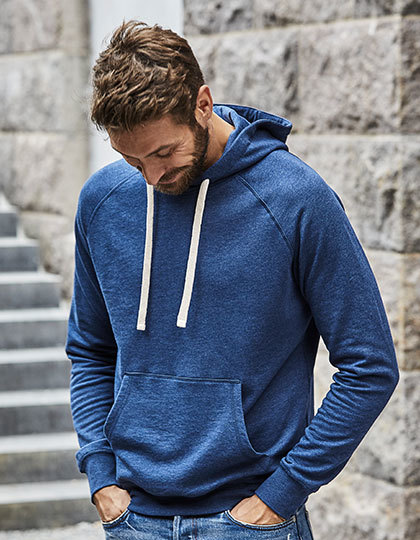 Lightweight Hooded Vintage Sweatshirt
